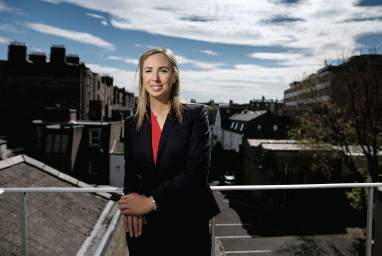 Helen Dixon Data Protection Commissioner Pic: Fergal Phillips.