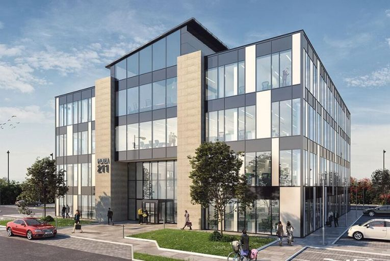 Blanchardstown office development sparks early interest from corporates