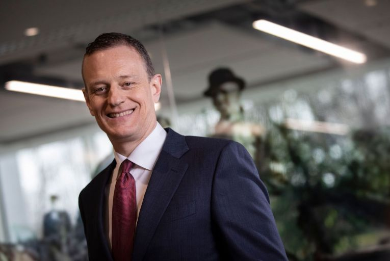 Harry Goddard, chief executive of Deloitte Ireland: 'Ireland's Best Managed awards programme allows this year's winners to demonstrate that they have survived the pandemic', says Goddard. Picture: Fergal Phillips