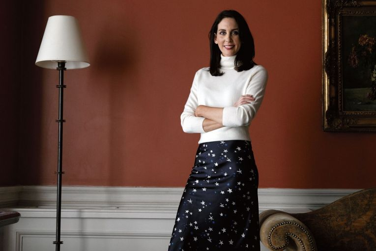 Niamh O'Neill: 'We're always trying to do better. Fashion as an industry has to do better'
