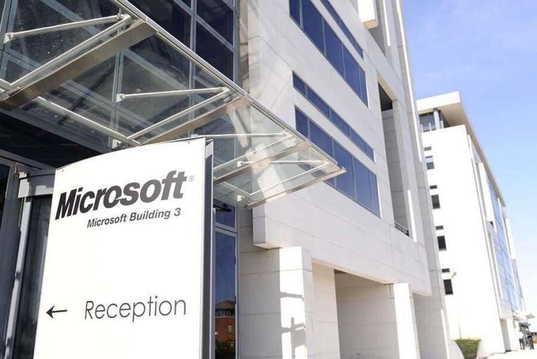 Microsoft is adding jobs at its Sandyford HQ in Dublin. Pic: RollingNews.ie