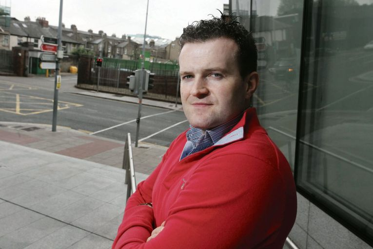 Greg Kavanagh, founder of Bezzu: the company has halved its cut its workforce from 40 to 20. Picture: Feargal Ward