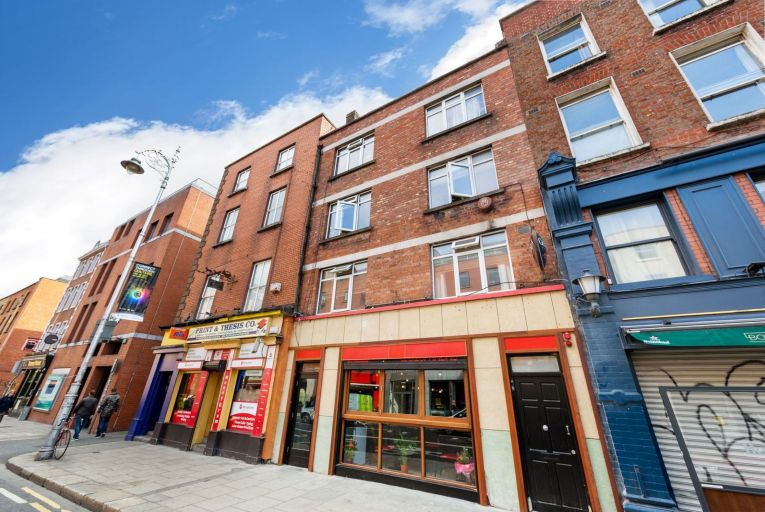 Variety is the spice of life on Aungier Street