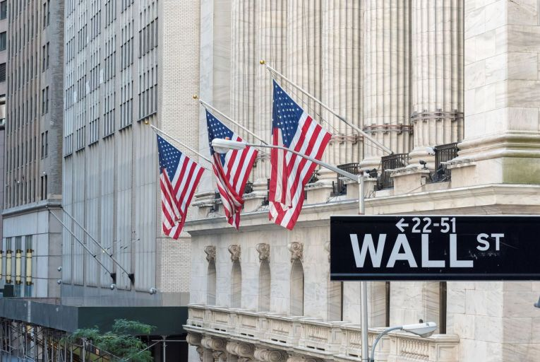 The stock market has been touted by President Donald Trump as the true indicator of what he has done for the US economy. Picture: Getty