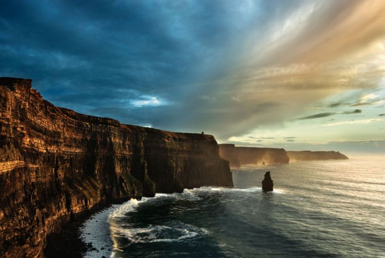 Last year, the Cliffs of Moher Visitor Experience company brought in €10.9 million in revenue for Clare County Council.