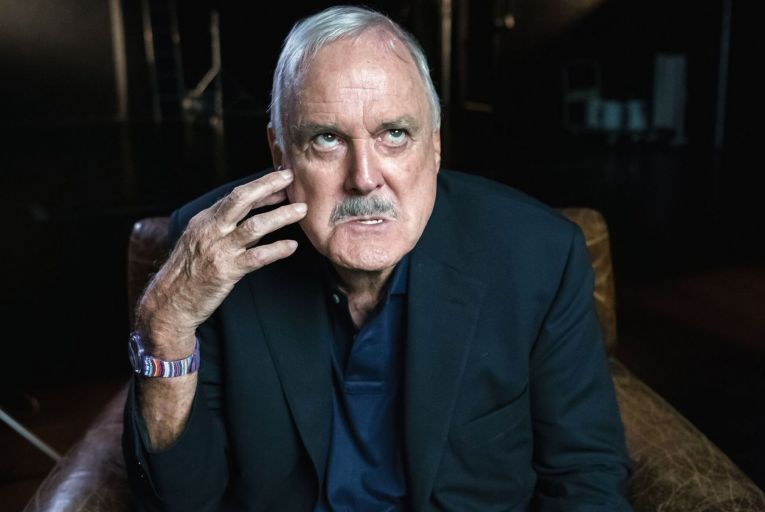 Creativity: Cleese offers some wise words on the serious business of being silly