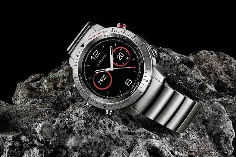 The Garmin Fenix Chronos: yours for a mere 1,500