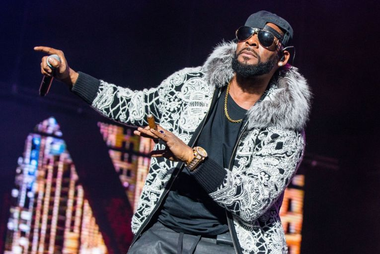 R Kelly was described as a 'prolific serial predator' by Peter Fitzhugh, special agent-in-charge of Homeland Security Investigations for New York. Picture: Scott Legato/Getty Images