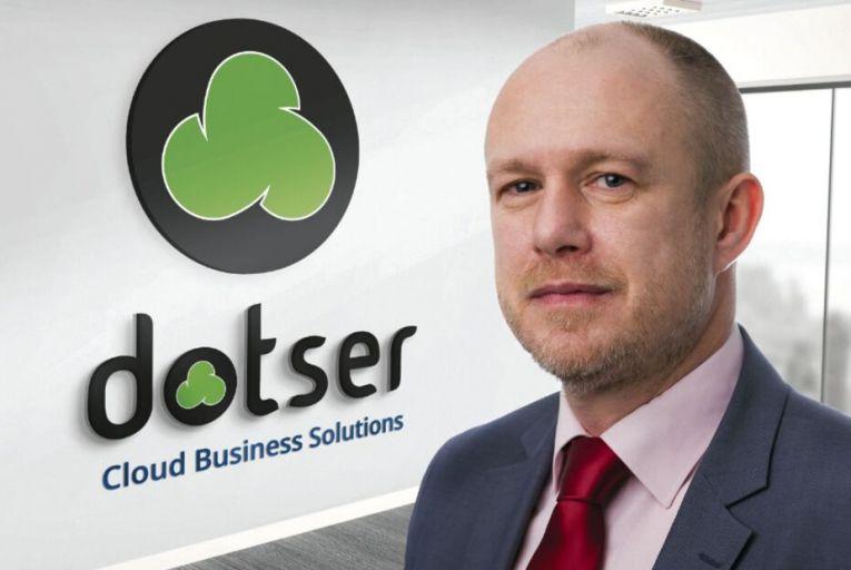 Loughnan Hooper, managing director, Dotser