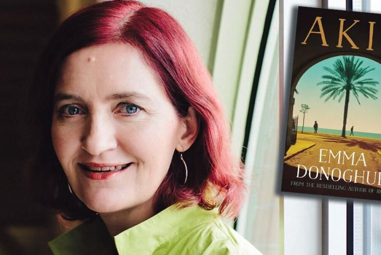 Emma Donoghue: her latest novel combines serene readability with great depths of feeling and thought