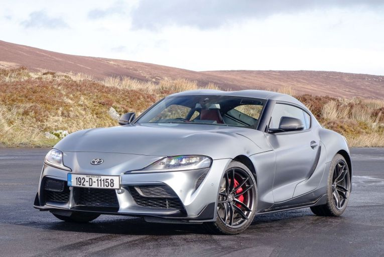 Motoring: An €82,000 plaything that pulls out all the stops