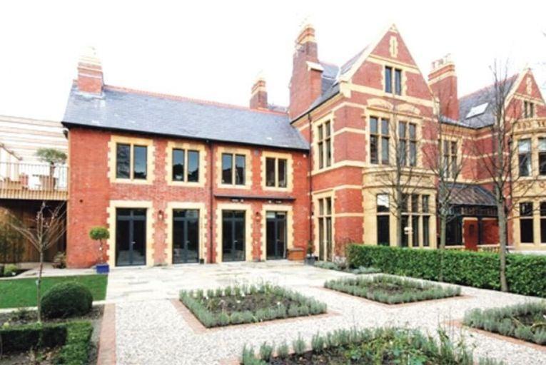 Róisín Burke on business: Seamus Fitzpatrick's D4 home