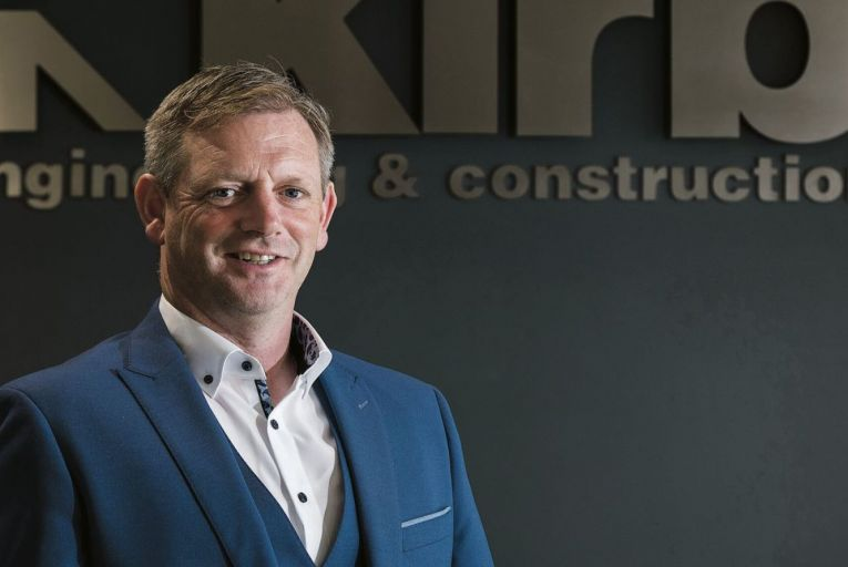 Mikey Ryan, associate director of operations at Kirby Group Engineering: 'We've built relationships with some of the best clients here in the pharmaceutical and med tech sectors, who have brought great benefits to the Galway and wider Connacht region'