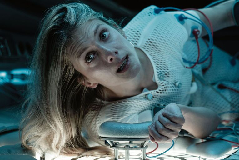 Film: Claustrophobic sci-fi is a thriller of two halves