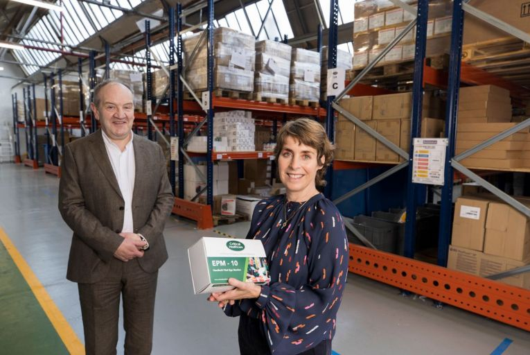 Making It Work: Covid demand sees Irish PPE provider expand into new markets