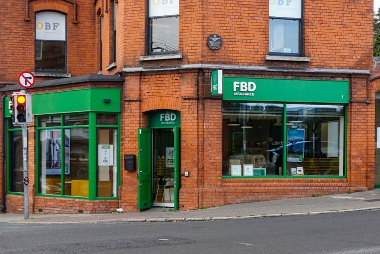 FBD is confident that the cost of claims will not exceed the €65 million it had earlier set aside. Picture: Getty