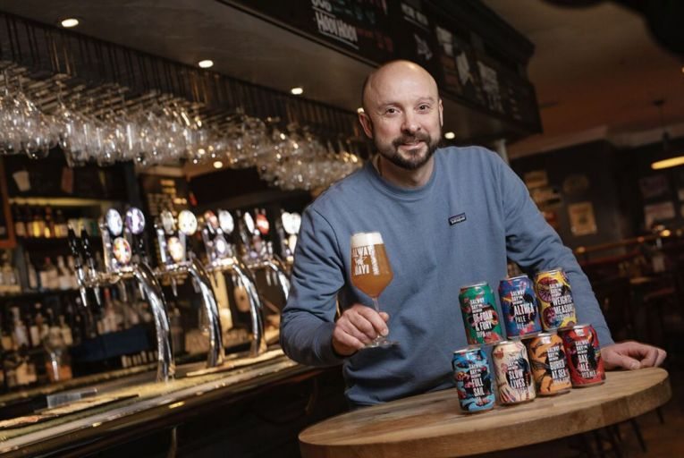 Jason O'Connell, the Galway Bay Brewery co-founder, will be overall chief executive of the new larger operation, while Dunne, a former chemist, will be brewery director.
