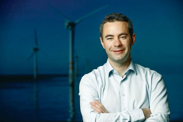 Noel Cunniffe, chief executive of Wind Energy Ireland: 'There's a huge amount of development risk for projects'. Picture: Conor McCabe