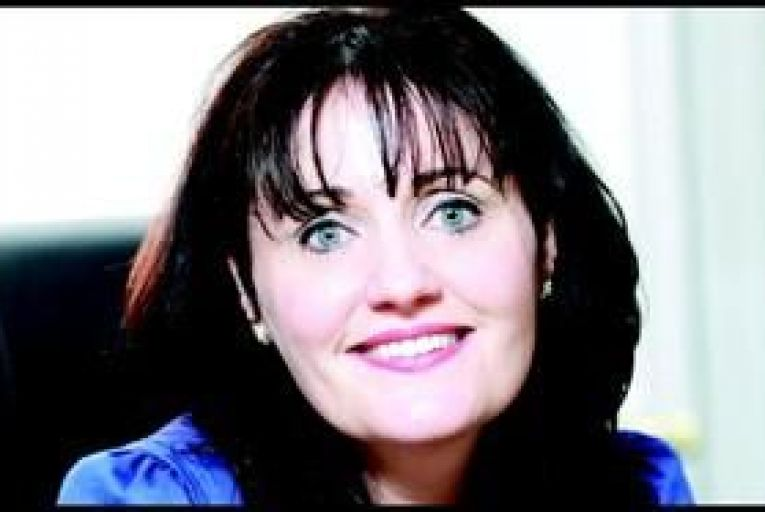 Christine Cullen, managing director, Vision-net.ie: \'More people are setting up as sole traders.\' Photo: Maxwells