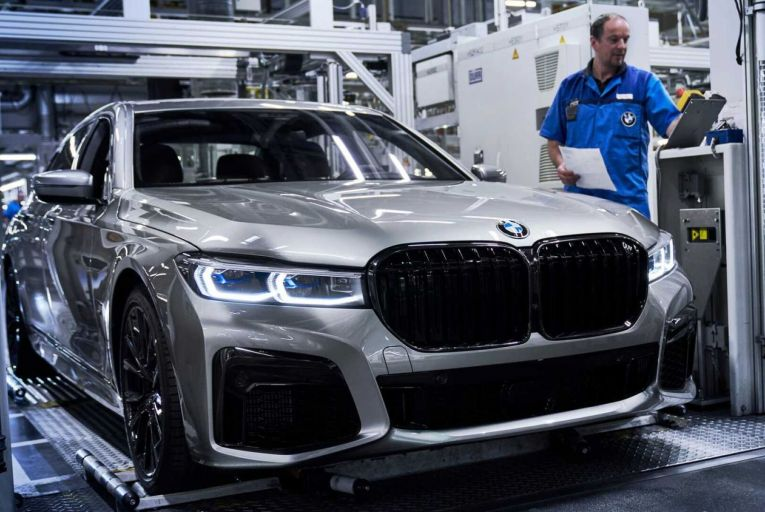 BMW claimed the government's plans had threatened to 'erode the automotive sector sharply at an extremely challenging time'