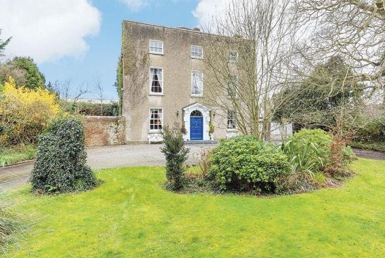 Knocksedan House, Swords, Co Dublin: a house surrounded by rich history