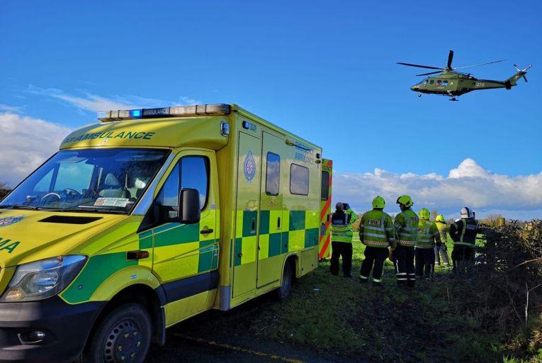Air ambulance crisis signals neglect of paramedic services