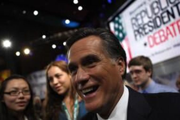 Romney sweeps to victory in latest primaries