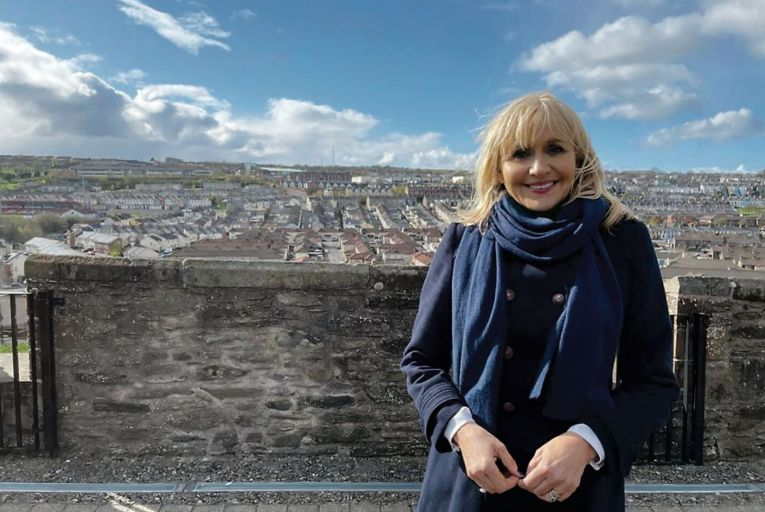Miriam O'Callaghan looks at the lives of those who were affected by the Northern Ireland border in Border Lives on RTÉ One