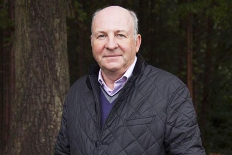 Graham Wylie, founder of The Sage Group: 'Not marketing is like winking at a girl in the dark'