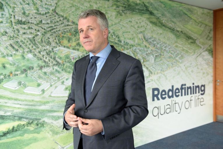 Hines seeks to build up to 1,000 apartments at Liffey Valley