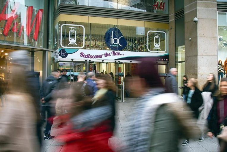 The Ilac Centre in Dublin 1:  the share price of its British  owner, Hammerson, offers  real value at present  Picture: Fergal Phillips