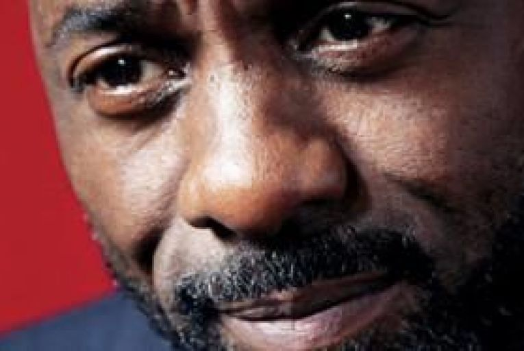 Idris Elba: says his decision to play Nelson Mandela has continued to influence him. Picture: Getty
