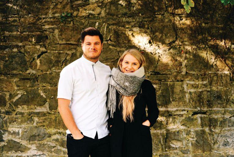 Jordan Bailey and Majken Bech-Bailey, Aimsir, Cliff at Lyons, Kildare