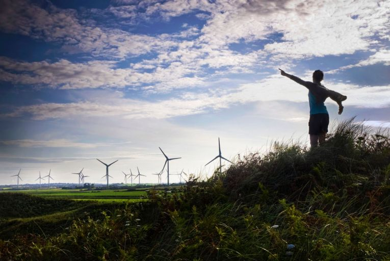 Clean energy is a booming investment industry and will soon displace the older fossil fuel sectors – the big investment opportunity in Ireland is offshore wind