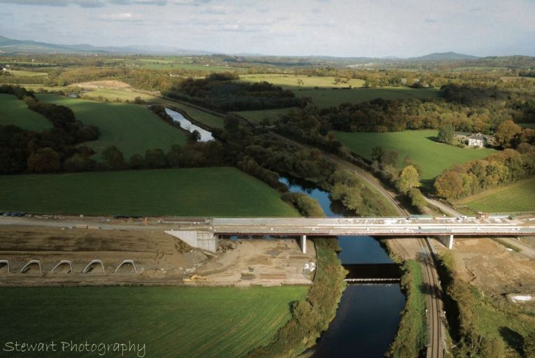 There is now a close alliance between infrastructure design and geoscience Picture: Aidan Stewart