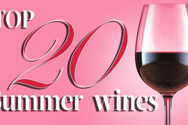 Top 20 Summer wines