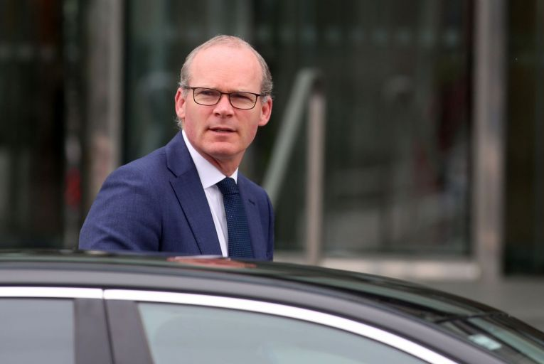 Coveney favourite for Europe as government seeks strong portfolio