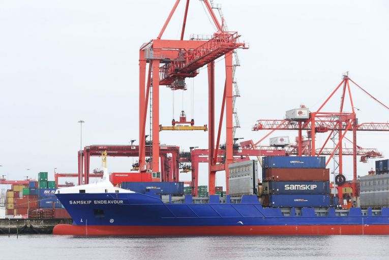 Exports by Enterprise Ireland backed companies held steady at €25.5bn in 2020