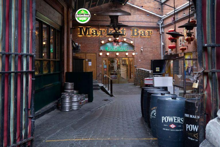 Market Bar landlord sues pub operators in leasehold disputes