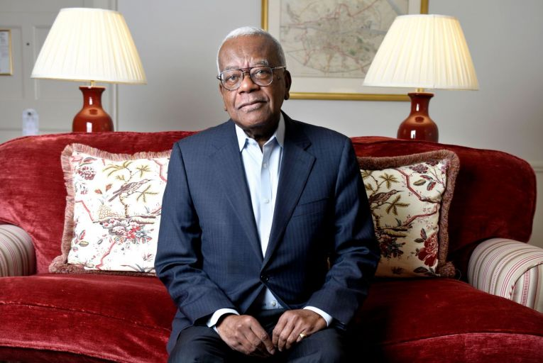 Trevor McDonald on a life on the frontline of breaking news