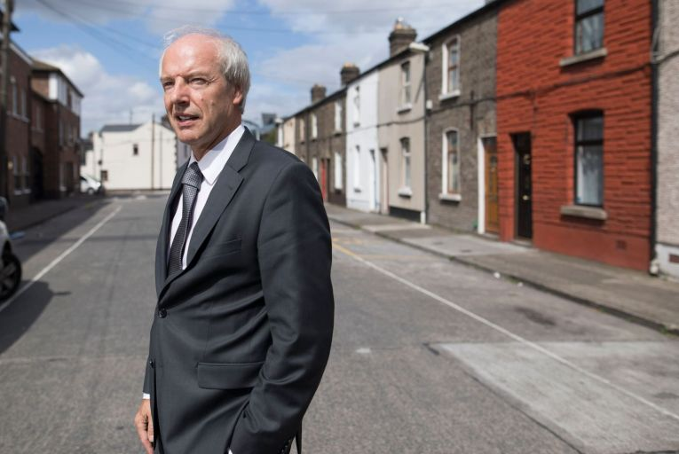 John O'Connor, head of the Housing Agency: 'The funding is recycled for future generations to get to a more sustainable model of affordable housing rather than giving away grants'