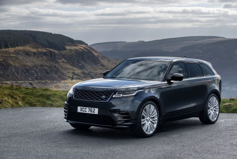 The Range Rover Velar D300 MHEV R-Dynamic SE: looks impressive and is smooth, assured and comfortable