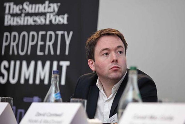 Professor Ronan Lyons of Trinity College Dublin