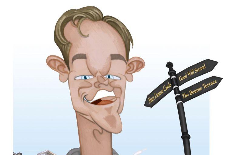 The Profile: Matt Damon