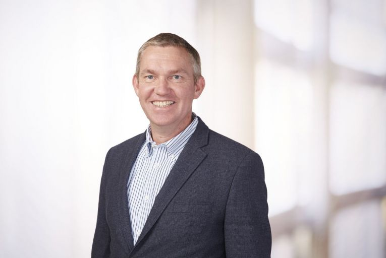 Sean O'Reilly, vice-president of EMEA Logistics and Dell Limerick site leader: 'We have evolved to become a multi-functional campus at the forefront of emerging technologies.'