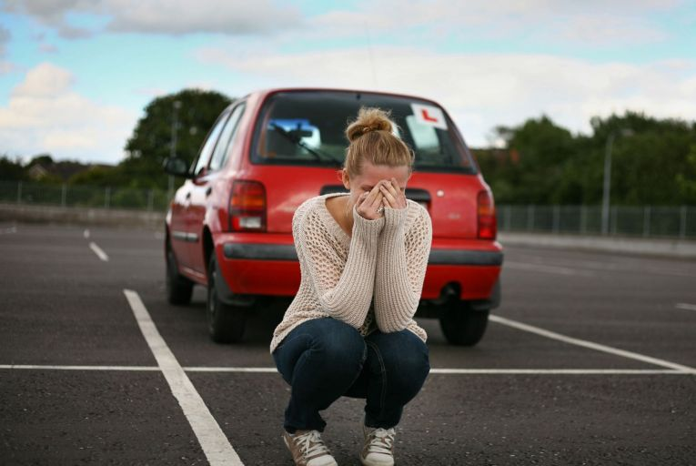 Almost four out of every ten learner drivers who took a test in 2019 failed. Picture: Getty