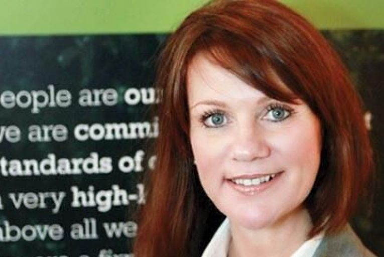 Hilarie Geary, managing director, Executive Connections