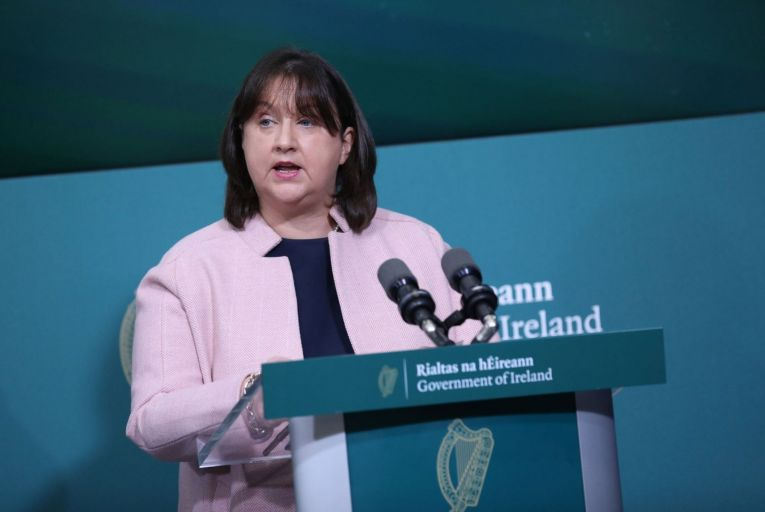 "Anne Rabbitte apologised in the Dáil on Thursday for any upset that had been caused to the families and said she understood the ""heartache, worry and disgust"" the RTÉ documentary had caused"