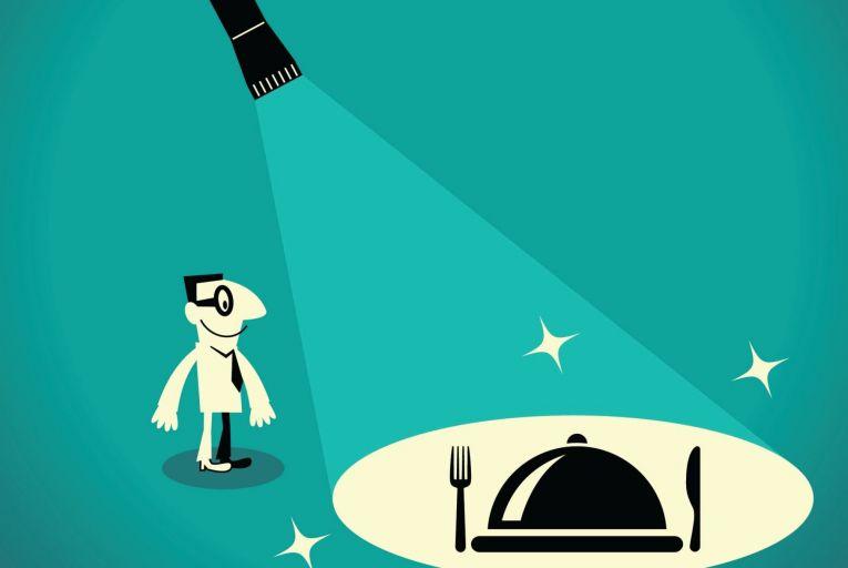 The Secret Restaurateur: a very tricky Christmas