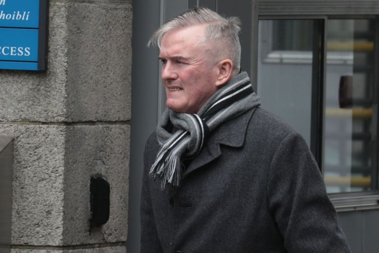 Callely tells High Court he cannot sleep without heavy sedation